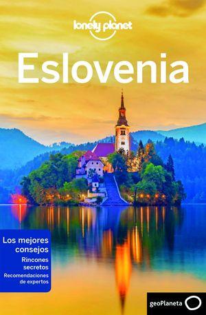 ESLOVENIA 2019 LONELY PLANET