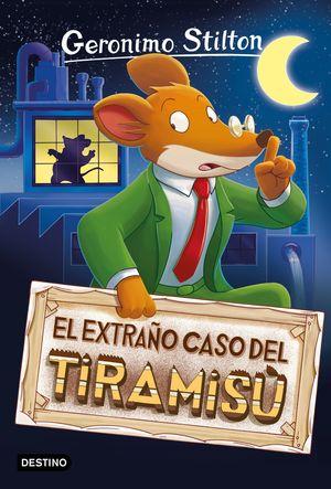EL EXTRAÑO CASO DEL TIRAMISÚ
