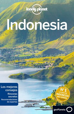 INDONESIA 2019 LONELY PLANET