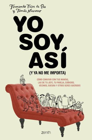 YO SOY ASÍ (Y YA NO ME IMPORTA)