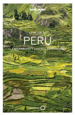 LO MEJOR DE PERU 2020 LONELY PLANET