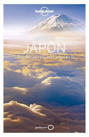 LO MEJOR DE JAPÓN 2020 LONELY PLANET