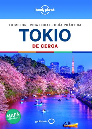 TOKIO DE CERCA 2020 LONELY PLANET