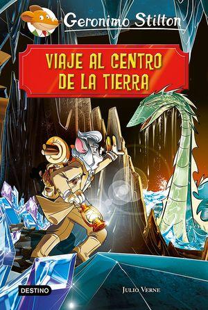 VIAJE AL CENTRO DE LA TIERRA. STILTON