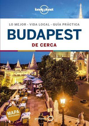 BUDAPEST DE CERCA 2020 LONELY PLANET