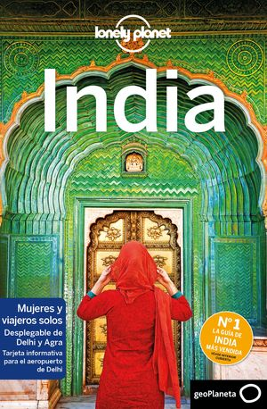 INDIA 2020 LONELY PLANET