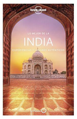 LO MEJOR DE LA INDIA 2020 LONELY PLANET