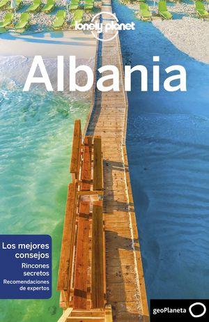ALBANIA 2020 LONELY PLANET