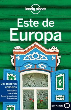 ESTE DE EUROPA 2020 LONELY PLANET