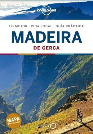 MADEIRA DE CERCA 2020 LONELY PLANET