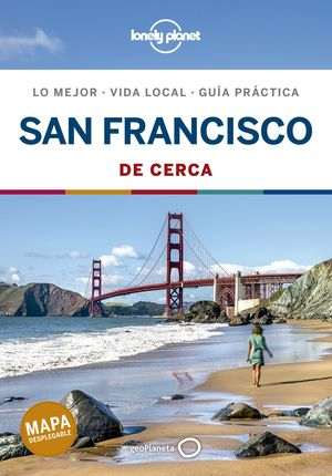 SAN FRANCISCO DE CERCA 2020 LONELY PLANET