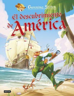 EL DESCUBRIMIENTO DE AMERICA. COMIC GS1