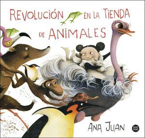 REVOLUCION EN LA TIENDA DE ANIMALES