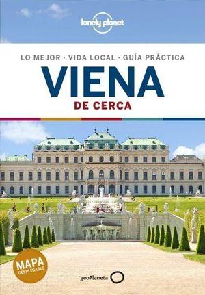 VIENA DE CERCA 2020 LONELY PLANET