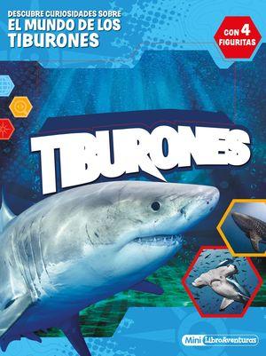 TIBURONES. MINI-LIBROAVENTURAS