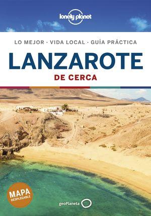 LANZAROTE DE CERCA 2021 LONELY PLANET