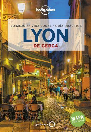 LYON DE CERCA 2021 LONELY PLANET