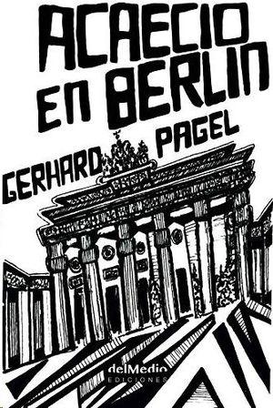 ACAECIO EN BERLIN