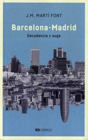 MADRID SE HA IDO Y BARCELONA SE HA QUEDADO