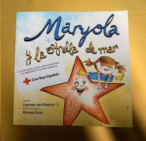 MARYOLA Y LA ESTRELLA DE MAR