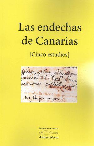 LAS ENDECHAS DE CANARIAS. CINCO ESTUDIOS