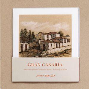 GRAN CANARIA, ARQUITECTURA TRADICIONAL