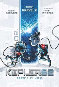 KEPLER62. EL VIAJE