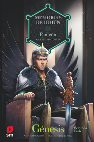 MIDC.COMIC IDHUN.GENESIS PANTEON 2ªPART