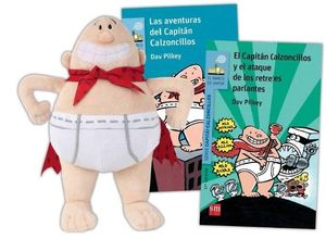 PACK CAPITAN CALZONCILLOS (CON MUÑECO)