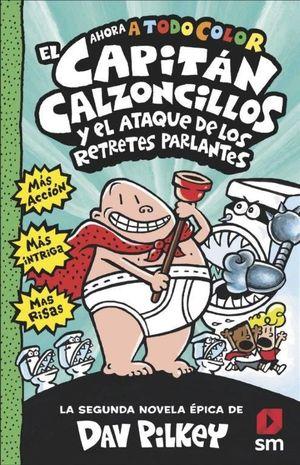 EL CAP. CALZ. Y EL ATAQUE RETRET. PARLAN