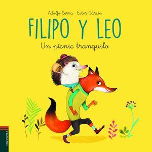 UN PÍCNIC TRANQUILO. FILIPO Y LEO 1