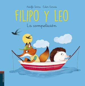 FILIPO Y LEO 05. LA COMPETICION