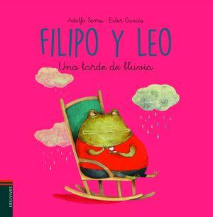 UNA TARDE DE LLUVIA. FILIPO Y LEO 2