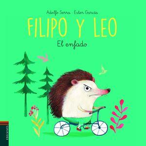 EL ENFADO. FILIPO Y LEO 3