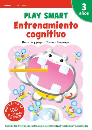 ENTRENAMIENTO COGNITIVO 1 3AÑOS 20 PLAY SMART GAKK