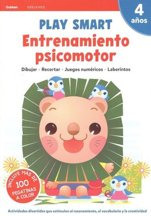 ENTRENAMIENTO PSICOMOTOR 1 4AÑOS 20 PLAY SMART GAK