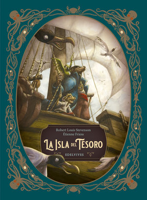 CLASICOS ILUSTRADOS LA ISLA DEL TESORO