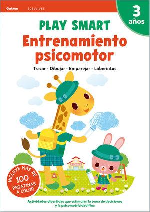 ENTRENAMIENTO PSICOMOTOR 3AÑOS 21 PLAY SMART GAKKEN