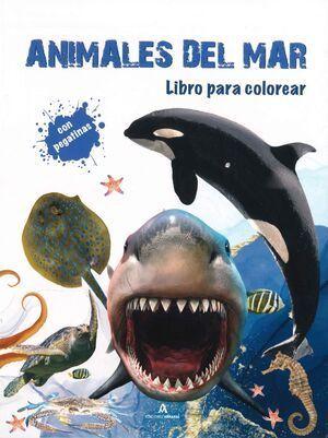 ANIMALES DEL MAR;DE LA SELVA