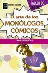 EL ARTE DE LOS MONÓLOGOS CÓMICOS