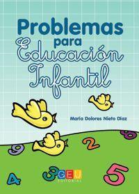 PROBLEMAS PARA EDUCACIÓN INFANTIL GEU