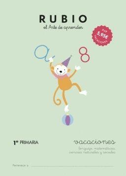 RUBIO VACACIONES - 1º PRIMARIA
