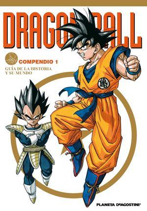 DRAGON BALL COMPENDIO Nº01/04