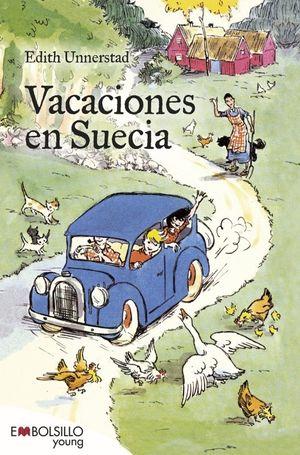 VACACIONES EN SUECIA
