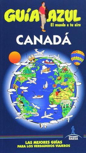 CANADA 2014 GUIA AZUL