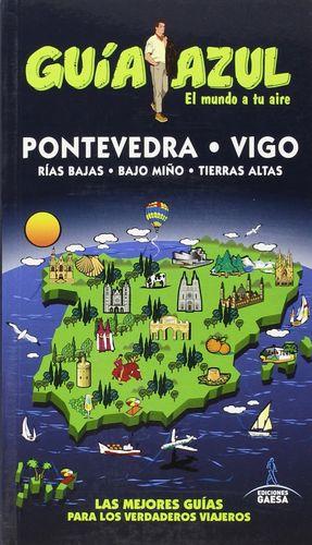 GUIA AZUL 2015 PONTEVEDRA VIGO Y RIAS BAJAS