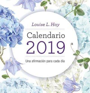 TACO CALENDARIO LOUISE HAY 2019