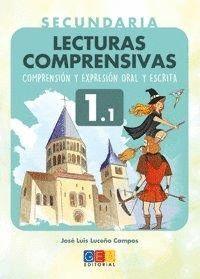 LECTURAS COMPRENSIVAS. SECUNDARIA 1.1