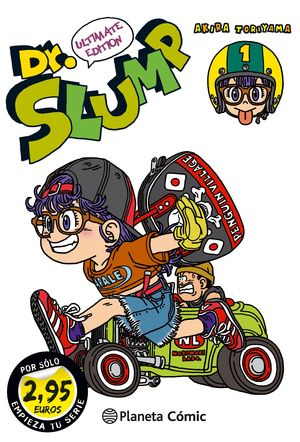 PS DR.SLUMP Nº01 2,95