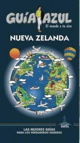 NUEVA ZELANDA 2016 GUIA AZUL